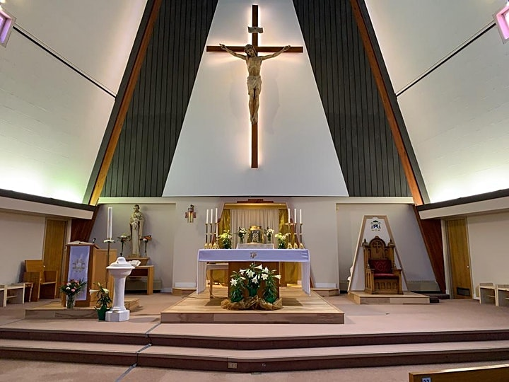 Sacred Heart Cathedral - 13th Sunday in Ordinary Time image