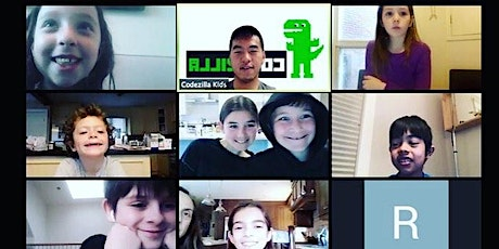 August 10 - August 14: Game Makers Summer Camp - Online Coding For Kids (Level 1/2) tickets