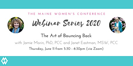 MEWC Webinar: The Art of Bouncing Back tickets