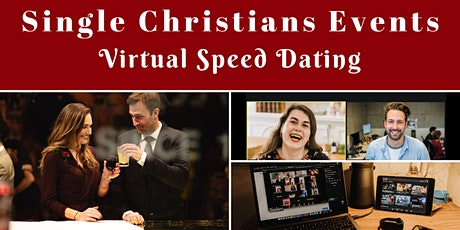 Single Christians Events: Virtual Speed Dating, 21-30yrs, Online tickets