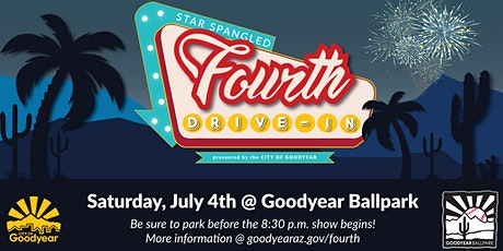 Fourth of July Drive-in tickets
