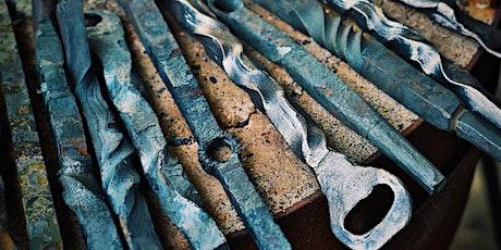 Blacksmithing Basics tickets