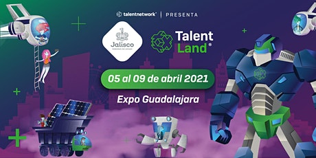Jalisco Talent Land entradas