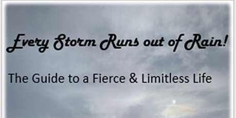 Every Storm Runs out of What! What! Workshop tickets