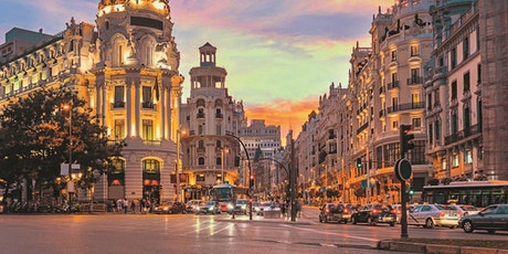 Madrid #2 Info Meeting Spring 2021 Study Abroad tickets