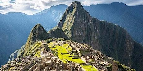 Free Virtual Tour - Machu Picchu tickets