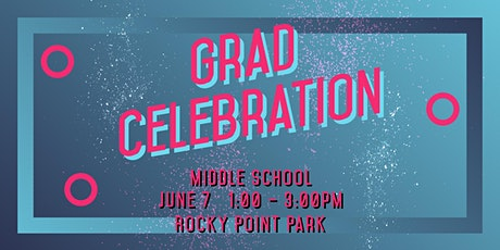 CA Youth — Grade Eight Graduation Party tickets