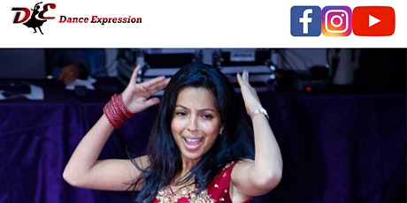 Virtual Bollywood Dance With Neha tickets