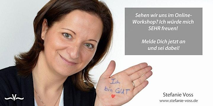 GLAUBENSSÄTZE erkennen und verändern - Online-Workshop von Stefanie Voss: Bild
