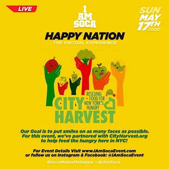 I AM SOCA - HAPPY NATION image