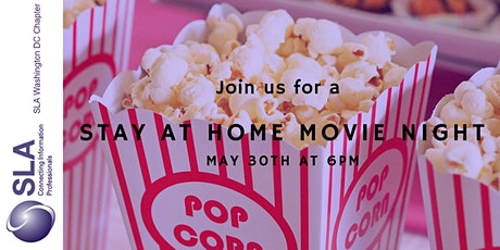 DCSLA May Stay at Home Movie Night tickets