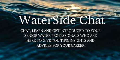 Waterside Chat with Jennifer Drake tickets