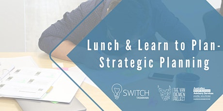 BRP: Lunch & Learn to Plan-  Strategic Planning tickets