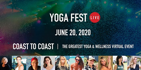 Yoga Fest Live Presented by Hikyoga tickets