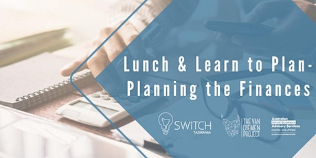 BRP: Lunch & Learn to Plan - Planning the Finances billets