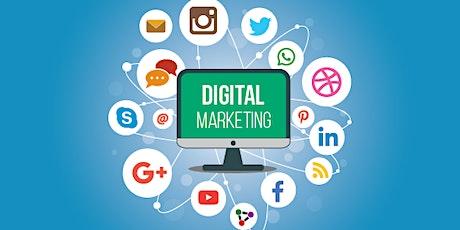 Digital Marketing Course Free Online tickets