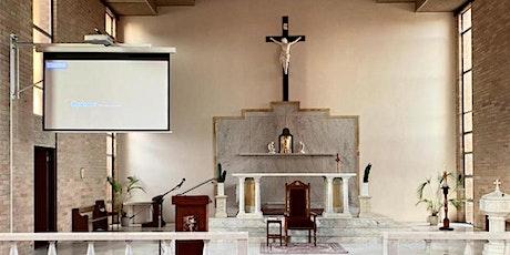 Mass at Corpus Christi Church, Mosman Park, W.A. tickets