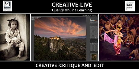 Creative Critique and Edit + Q&A with Nick Melidonis tickets
