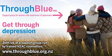 ThroughBlue: Support Group 4 Women With Depression tickets