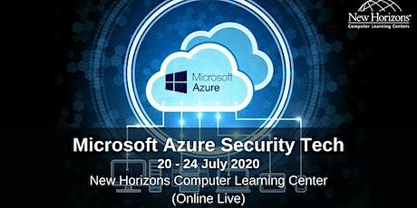 Microsoft Azure Security Tech tickets