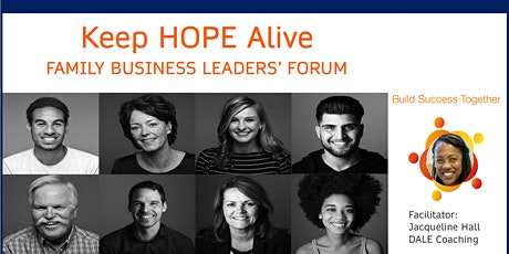 Keep HOPE Alive - Family Business Leaders Forum tickets