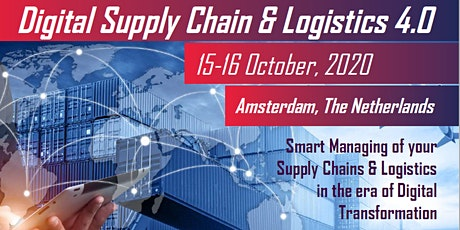 Digital Supply Chain  & Logistics 4.0 Summit tickets