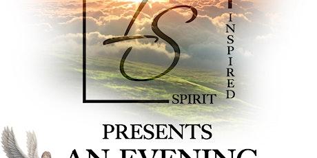 Inspired Spirit presents An Evening With Spirit tickets