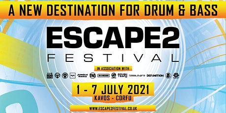 Escape2 Festival - Corfu tickets