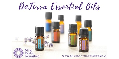 Healthy Living with Essential Oils - FREE ONLINE CLASS tickets