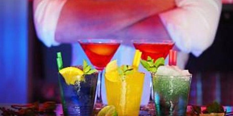 Interactive Online Bartending and Mixology 101 tickets