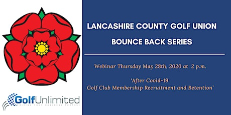 After Covi-19 - Golf Club Membership Recruitment and Retention tickets