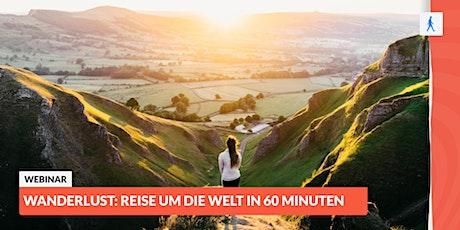 Wanderlust: Reise um die Welt in 60 Minuten | mit aiesec tickets