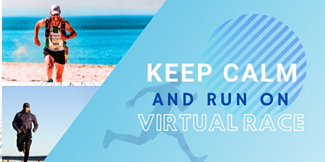 Keep Calm and Run On Virtual Race tickets