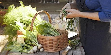 Food Gardening tickets