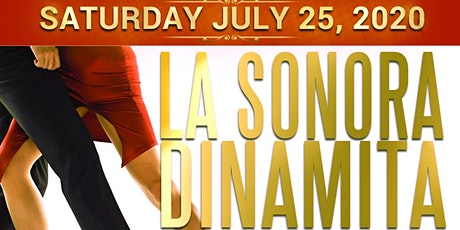 La Sonora Dinamita full band from Colombia. 2nd Year Spring Edition July 25 tickets
