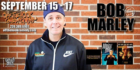 Comedian Bob Marley Stand Up Comedy in Naples, Florida tickets