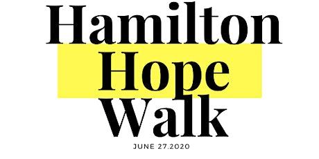 Hamilton Hope Walk! tickets