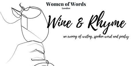 Wine and Rhyme tickets