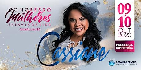 9º CONGRESSO DE MULHERES PALAVRA DE VIDA ingressos