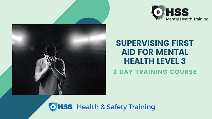 SUPERVISING FIRST AID FOR MENTAL HEALTH | 2 DAYS | OFQUAL Level 3 | WIDNES image