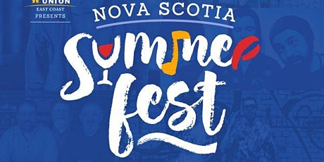 Nova Scotia Summer Fest 2021 tickets