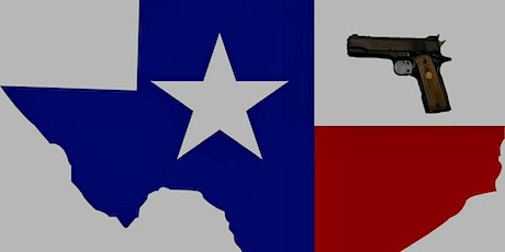 Texas License to Carry class tickets