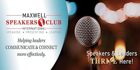 LAGOS VIRTUAL MAXWELL SPEAKERS CLUB INTERNATIONAL tickets