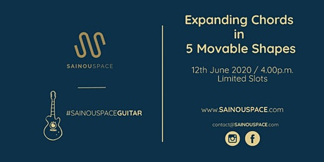 Expanding Chords in 5 Moveable Shapes! tickets