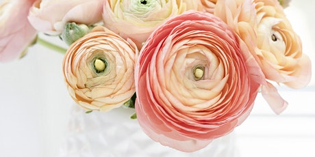 Virtual Floral Design Class with JR Flowers tickets