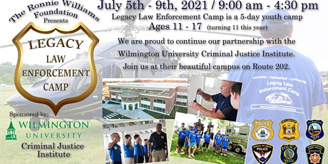 Legacy Law Enforcement Camp 2021 tickets