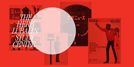 Lubalin Center: Japanese Graphic Design from the Archive tickets