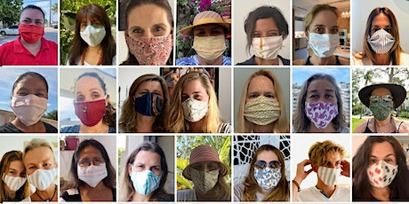 SMILING UNDERNEATH: COVID-19 Reusable Face Masks @ KB Farmers Market tickets