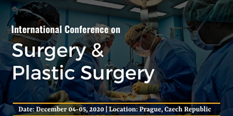 International Conference on Surgery & Plastic Surgery tickets