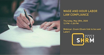 Wage and Hour Law Compliance tickets